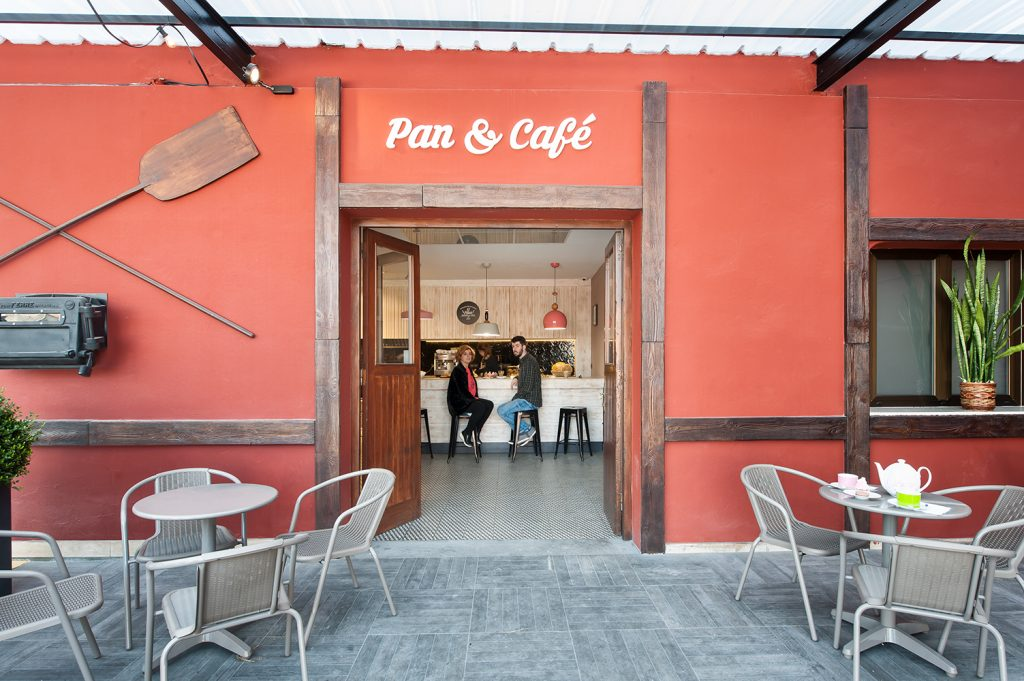 Obrador Cafetería El Pilar Reforma Mara Pardo Estudio