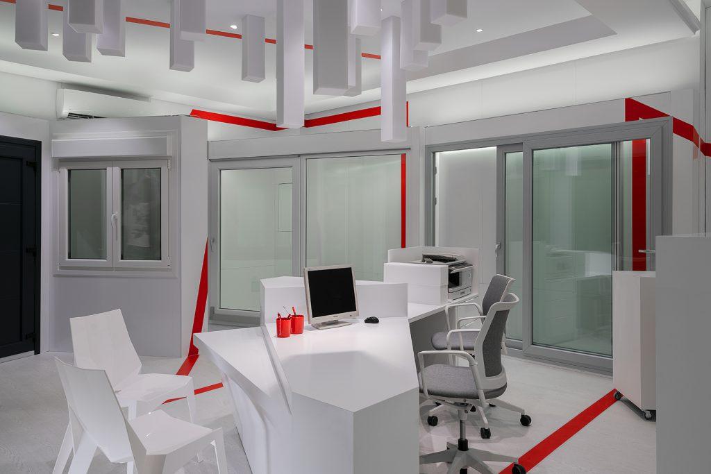 showroom ventanas arsan santander . mara pardo estudio interiorismo. mara pardo decoradora